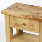 Elm and Oak Table